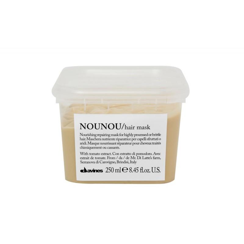 Davines Essential Haircare NOUNOU pak odżywcza maska regenerująca 250ml
