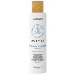 KEMON ACTYVA Nutrizione Istantanea Cream 150ml - Krem do włosów suchych