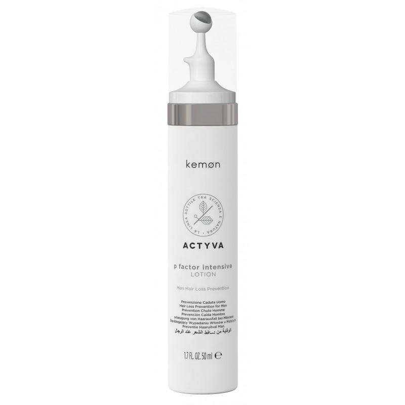 KEMON ACTYVA P Factor Lotion Roll-on 50ml - Roll-on dla mężczyzn przeciw wypadaniu włosów