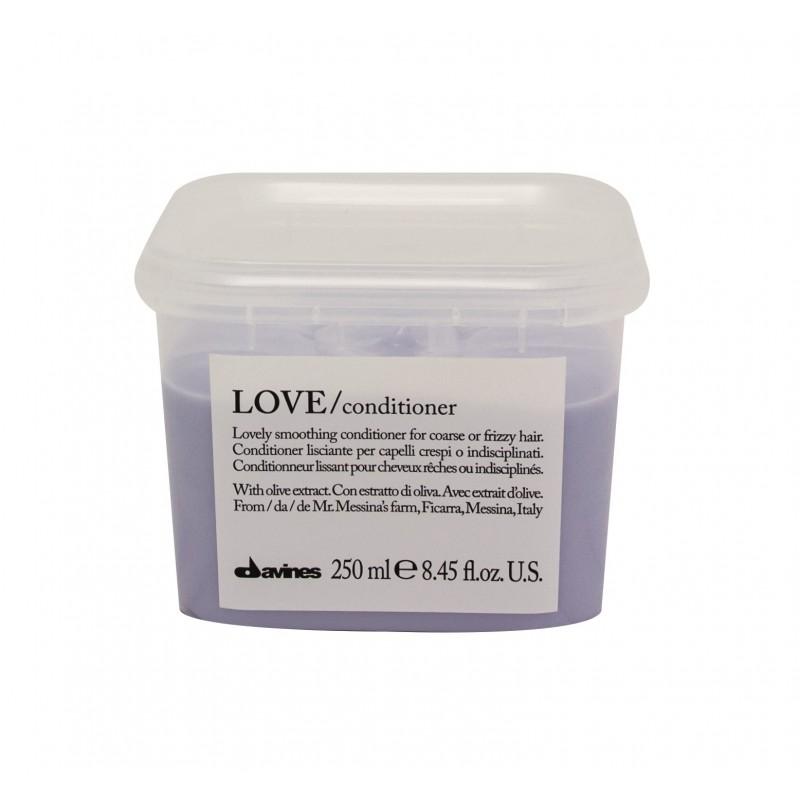 Essential Haircare LOVE wygładzająca odżywka do włosów kręconych 250 ml Davines