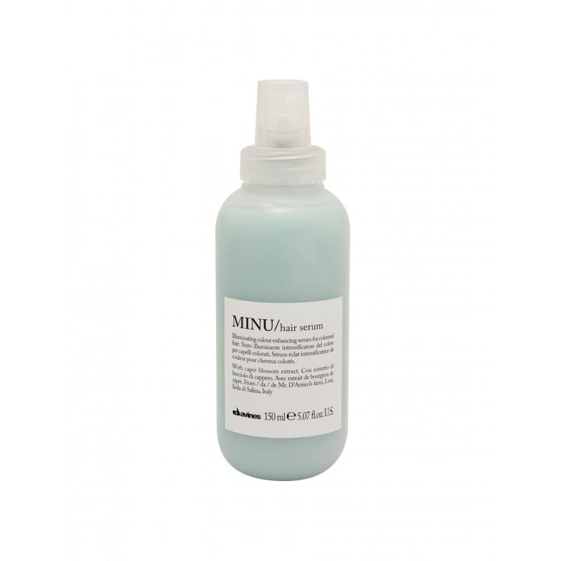 Davines Essential Haircare MINU Hair Serum - serum do włosów farbowanych bez spłukiwania 150ml