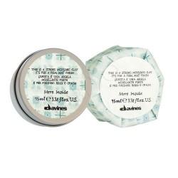 DAVINES MORE INSIDE Strong Moulding Clay Mocno utrwalająca elastyczna glinka 75ml
