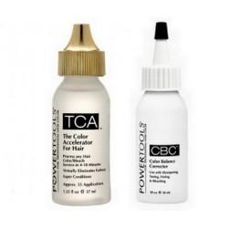 TCA Krople olejek i CBC korektor koloru Powertools