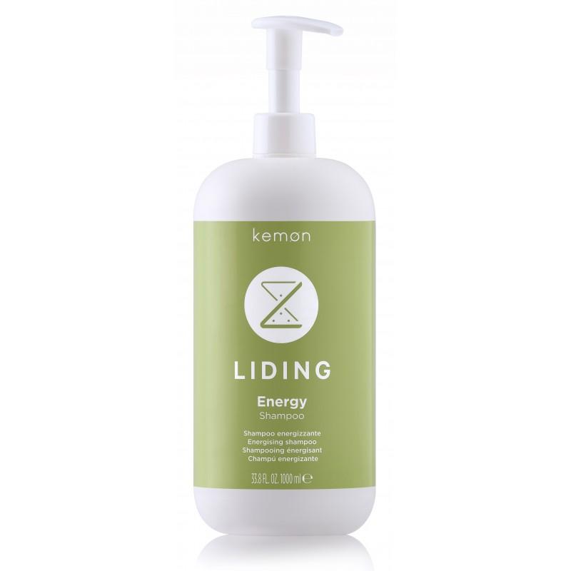 KEMON Liding ENERGY - Szampon przeciw wypadaniu włosów 1000ml