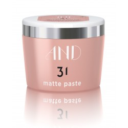 KEMON AND 31 MATTE PASTE 50ml - Matująca pasta do modelowania