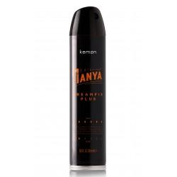KEMON Hair Manya DREAMFIX PLUS 300ml - Bardzo mocny Lakier w sprayu - poziomkowy zapach