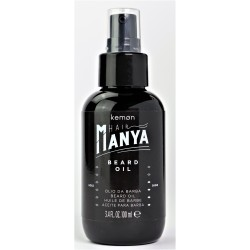 KEMON Hair Manya BEARD OIL - Olejek do pielęgnacji brody 100ml